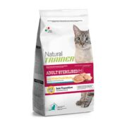 Trainer Natural Adult Sterilised Cat with white meats